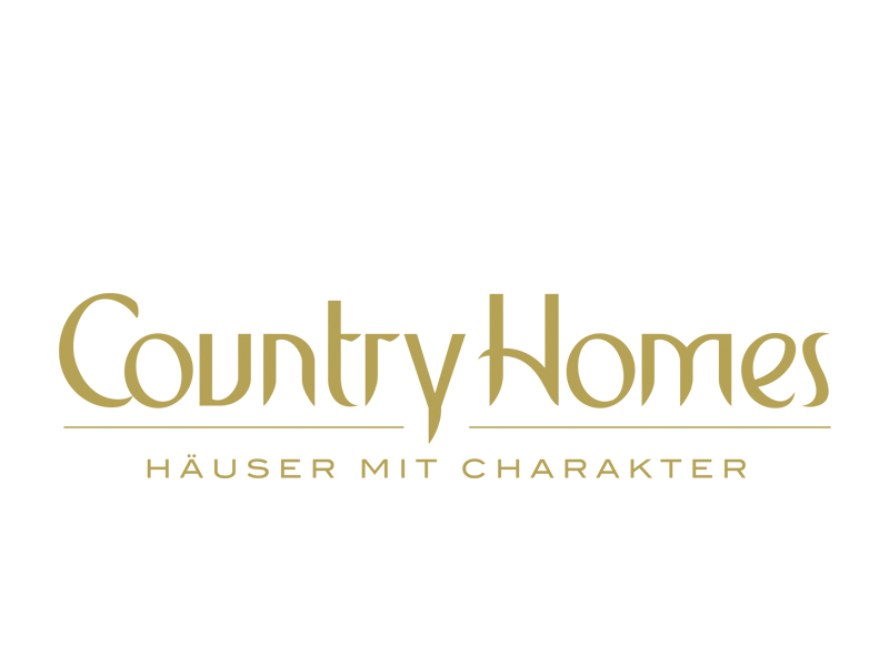 Logo Country Homes